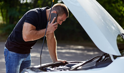 Mobile Vehicle Breakdown Services in Derbyshire