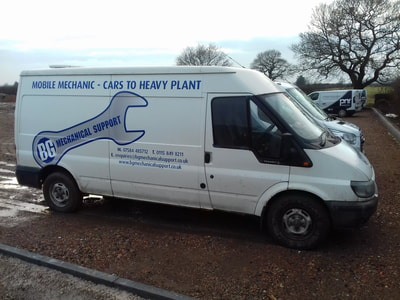 Agricultural Vehicle Servicing Derbyshire