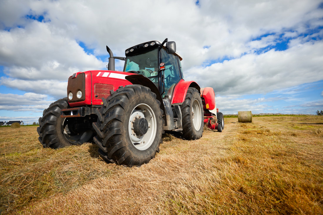 Agricultural Vehicle Servicing in Leicestershire